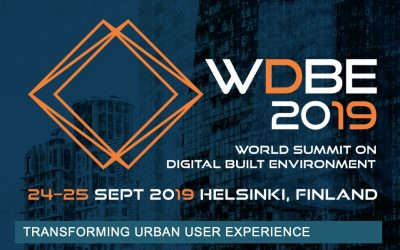 World Summit on the Digital Built Environment WDBE 2019
